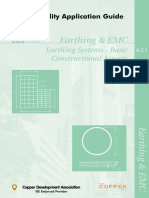 651 Earthing Systems Basic Constructional Aspects