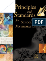 [NCTM] Principles and Standards for School Mathematic