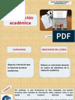 Redacción Academica