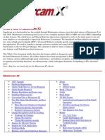 mastercam x8 training guide mill 2d