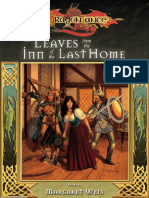 Dragonlance - Lost Leaves From the Inn of the Last Home