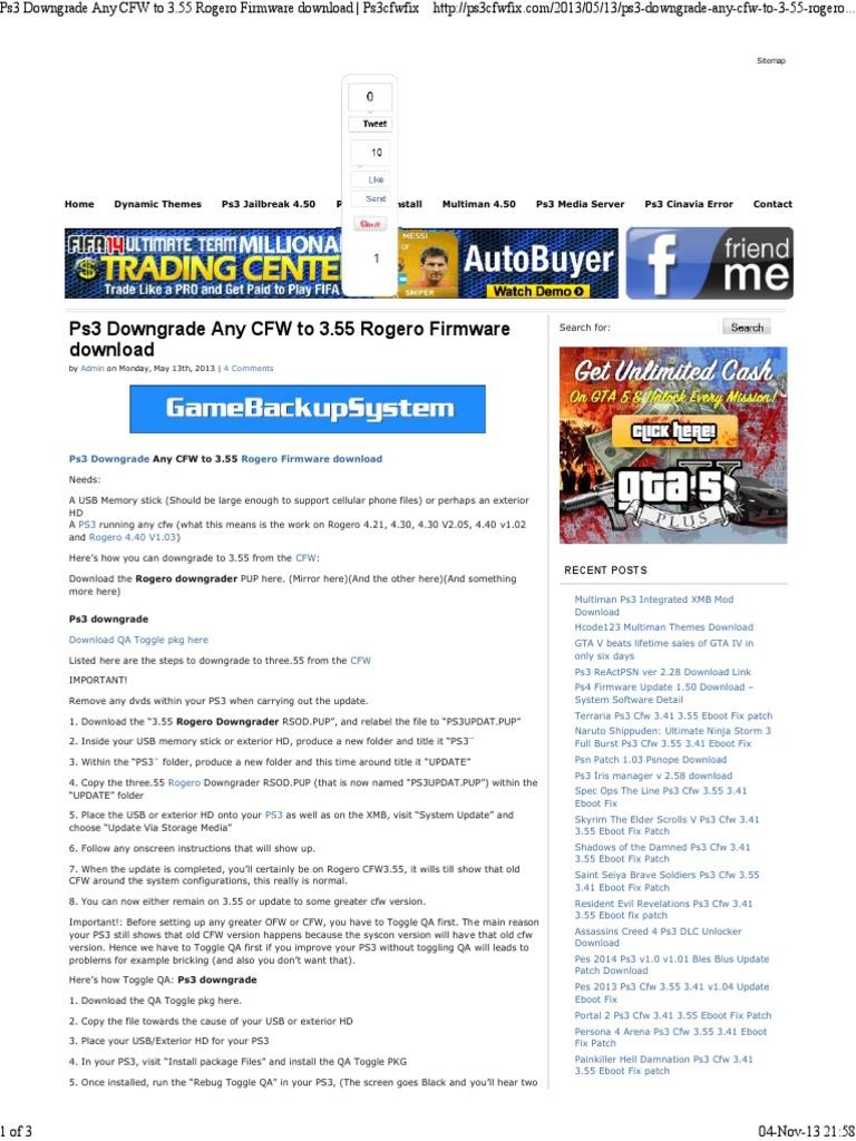 PS3 crack | Play Station 3 | Computing