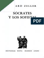 Zeller - Socrates y Los Sofistas