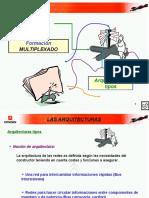 Redes Arquitecturas 12345