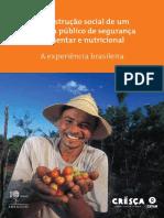 ABRANDH a Construção Social de Um Sistema Publico de Seguranã Alimentar