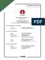 FinCorp MaF14-2 Lima