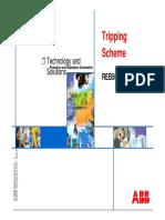 REB500 Intertripping Scheme English