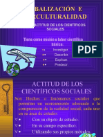 Globalización e Interculturalidad1