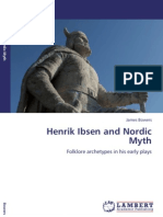 Henrik Ibsen and Nordic Myth