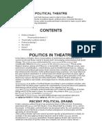 POLITICAL THEATRE.docx
