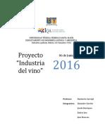 GRUPO 1-Industria Del Vino