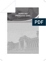 Drecho Procesal Civil. Postulatorio