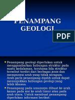 PENAMPANG GEOLOGI