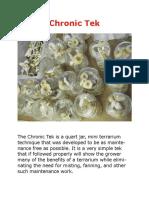chronictek