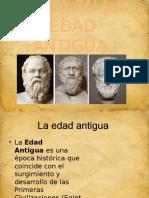 Ética en La Edad Antigua