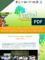 Festival por el Medio Ambiente -FESMA- 2016