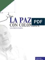 La Paz con Colombia