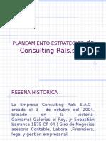 Plan Estrategico Consulting