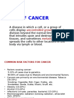 RISK OF CANCER.pptx
