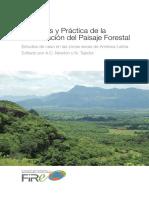 Principios y Práctica de la Restauración del Paisaje Forestal