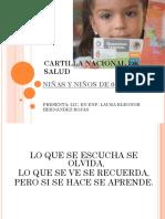 Cartilla Nacional Salud