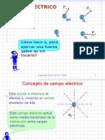 Parte 2 Campo Eléctrico 2015-I