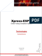 Xpress-ESP™ - Coiled Tubing Completion System