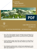 Palm Residence Presentation 2012