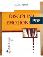Disciplina emoțională - CHARLES C. MANZ