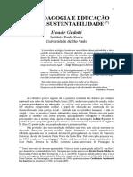 palestra3 eco educacao sustentabilidade gadotti 1998