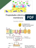 Te 15. Propiedades Electricas de La Membrana 2014 II