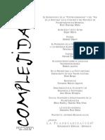 1996 El significado de posmodernidad y fin de la historia en el contexto del porceso de planetarización