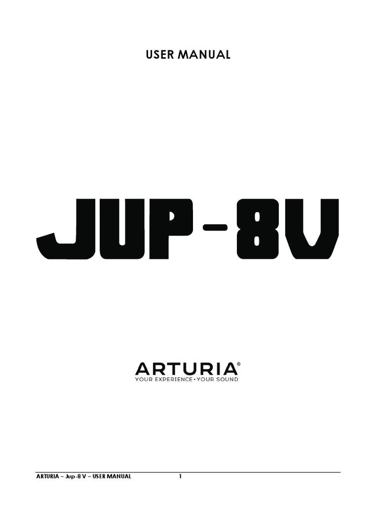 Arturia – Jup-8 V