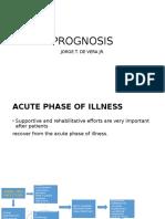Case 1- Prognosis Viral Encephalitis