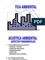 ACUSTICA AMBIENTAL