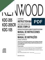 B64-2670-00 radio kenwood