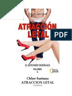 Chloe Santana - Atracción Letal 03