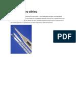 El termometro clínico.docx