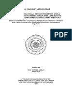Proposal Karya Tulis Ilmiah Dbd 175 1