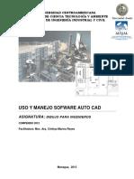Compendio AutoCad Ing. Industrial