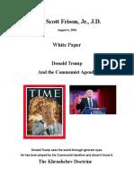 Donald Trump & Communism