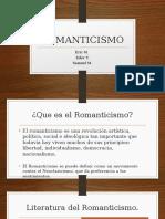 EL ROMANTI2isM0