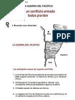 La Guerra Con Chile