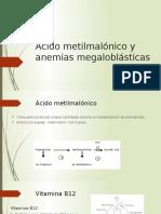 Power Acido Metil Malonico
