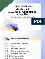 Circuit Analysis(CH5)