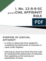 Judicial Affidavit -kat.pptx