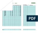 perhitungan PCLP Long excel