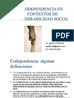 O´DONNELL I. CODEPENDENCIA EN CONTEXTOS DE VULNERABILIDAD SOCIAL-Visintini