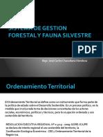 Sistema de Gestion Forestal y Fauna Silvestre
