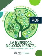 La Diversidad Biológica Forestal